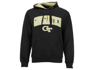 Georgia-Tech NCAA Men's Arch Logo Hoodie