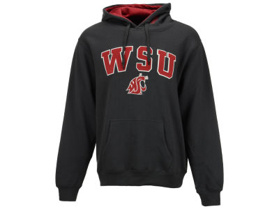 Washington State Cougars NCAA Men's Arch Logo Hoodie