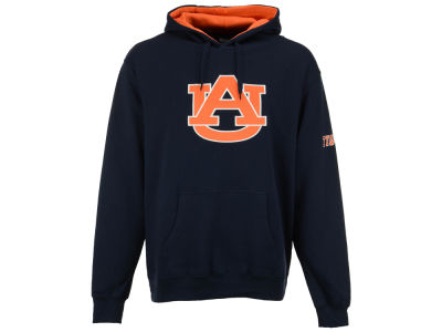 Auburn Tigers NCAA Men's Big Logo Hoodie