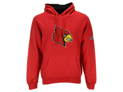 Louisville Cardinals NCAA Men's Big Logo Hoodie