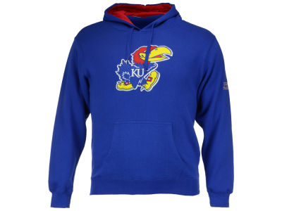 Kansas Jayhawks NCAA Men's Big Logo Hoodie