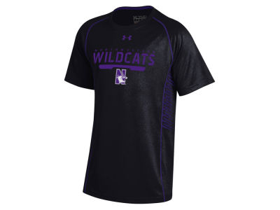Northwestern Wildcats Under Armour NCAA Youth SMU Performance T-Shirt