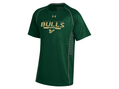 South Florida Bulls Under Armour NCAA Youth SMU Performance T-Shirt