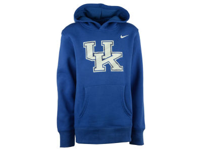Kentucky Wildcats Nike NCAA Youth Mascot Pullover Fleece Hoodie