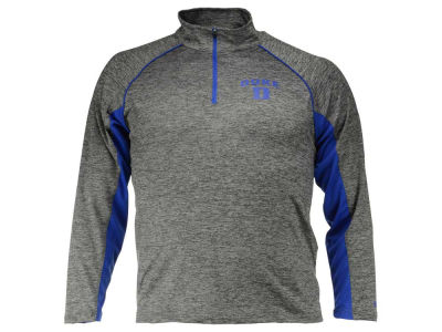 Duke Blue Devils NCAA Men's Stinger II Raglan 1/4 Zip Pullover Shirt