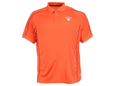 Clemson Tigers NCAA Men's Pitch Polo Shirt