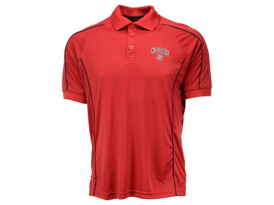 North Carolina State Wolfpack NCAA Men's Pitch Polo Shirt