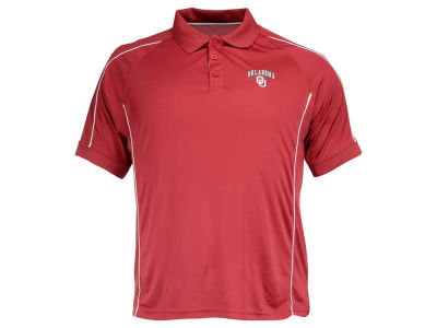 Oklahoma Sooners NCAA Men's Pitch Polo Shirt