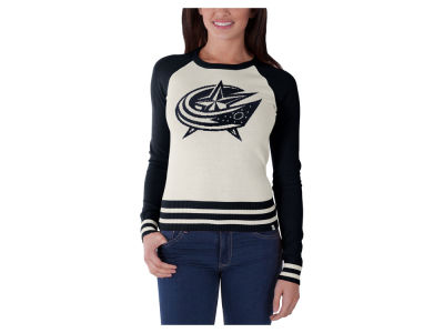 Columbus Blue Jackets NHL Women's Passblock Sweater