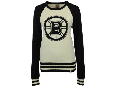 Boston Bruins NHL Women's Passblock Sweater