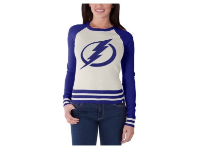 Tampa Bay Lightning NHL Women's Passblock Sweater