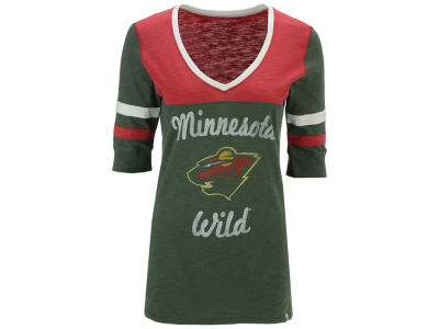 Minnesota Wild NHL Women's Gameday Debut T-Shirt 2015