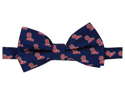 Ole Miss Rebels Bow Tie Repeat
