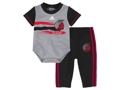 Portland Trail Blazers NBA Newborn Little Rebounder Set