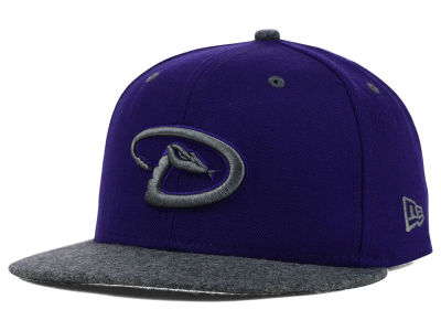 Arizona Diamondbacks New Era MLB G-Wooly 59FIFTY Cap