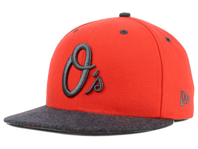 Baltimore Orioles New Era MLB G-Wooly 59FIFTY Cap