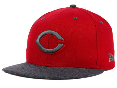 Cincinnati Reds New Era MLB G-Wooly 59FIFTY Cap