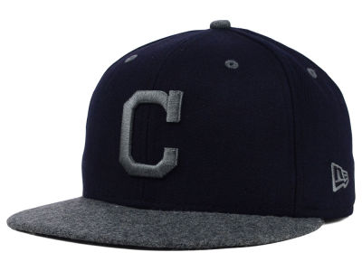 Cleveland Indians New Era MLB G-Wooly 59FIFTY Cap