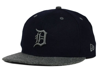 Detroit Tigers New Era MLB G-Wooly 59FIFTY Cap