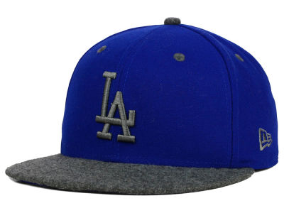 Los Angeles Dodgers New Era MLB G-Wooly 59FIFTY Cap