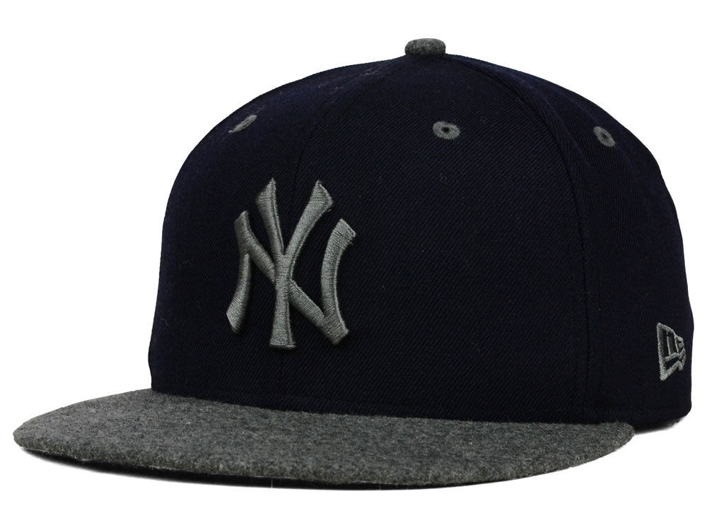 New York Yankees New Era MLB G-Wooly 59FIFTY Cap  cdf26a4892aa