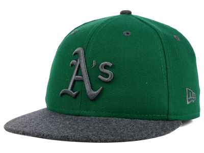 Oakland Athletics New Era MLB G-Wooly 59FIFTY Cap