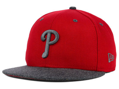 Philadelphia Phillies New Era MLB G-Wooly 59FIFTY Cap