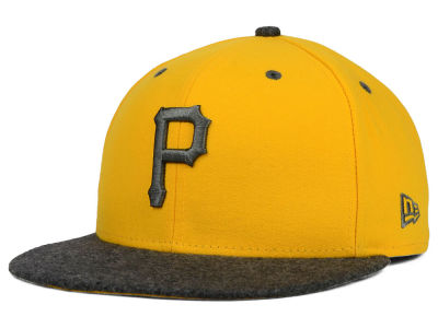 Pittsburgh Pirates New Era MLB G-Wooly 59FIFTY Cap