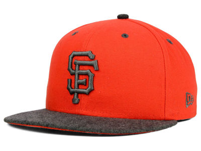 San Francisco Giants New Era MLB G-Wooly 59FIFTY Cap