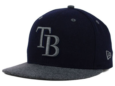 Tampa Bay Rays New Era MLB G-Wooly 59FIFTY Cap
