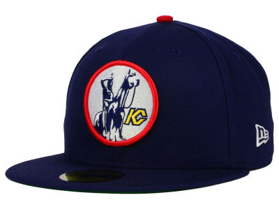 Kansas City Scouts New Era NHL Vintage Solid 59FIFTY Cap