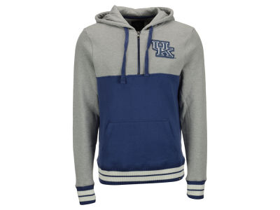 Kentucky Wildcats NCAA Men's Crossfire Half Zip Hoodie