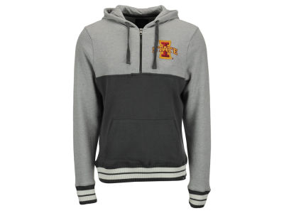 Iowa State Cyclones NCAA Men's Crossfire Half Zip Hoodie