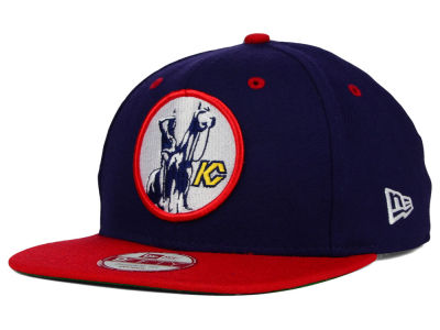 Kansas City Scouts New Era NHL Vintage 2 Tone 9FIFTY Snapback Cap