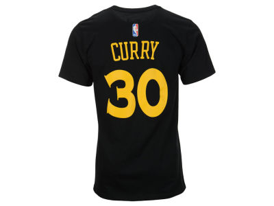 Golden State Warriors Stephen Curry adidas NBA Men's Player T-Shirt