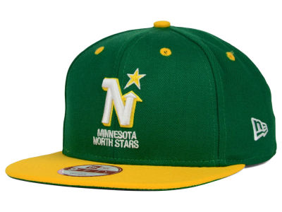 Minnesota North Stars New Era NHL Vintage 2 Tone 9FIFTY Snapback Cap