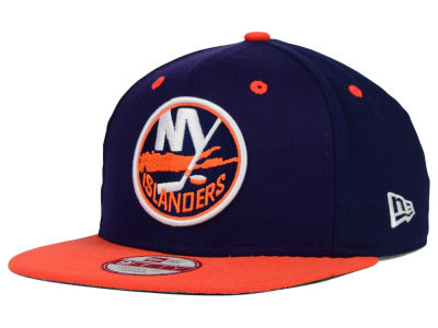 New York Islanders New Era NHL Vintage 2 Tone 9FIFTY Snapback Cap