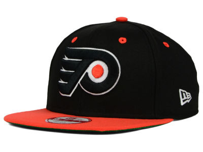 Philadelphia Flyers New Era NHL Vintage 2 Tone 9FIFTY Snapback Cap