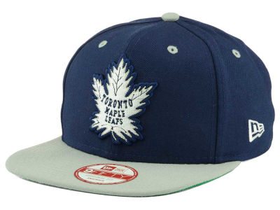 Toronto Maple Leafs New Era NHL Vintage 2 Tone 9FIFTY Snapback Cap
