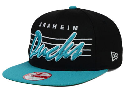 Anaheim Ducks New Era NHL Vintage Liner 9FIFTY Snapback Cap