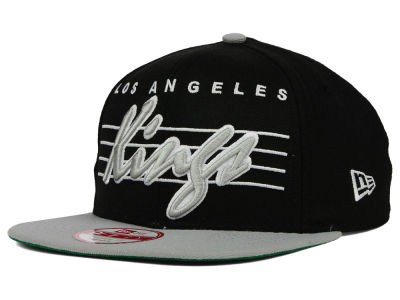 Los Angeles Kings New Era NHL Vintage Liner 9FIFTY Snapback Cap