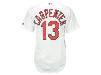 St. Louis Cardinals Matt Carpenter  Majestic MLB Men's Player Replica CB Jersey