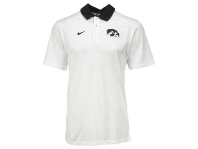 Iowa Hawkeyes Nike NCAA Men's 2015 Elite Coaches Polo Shirt