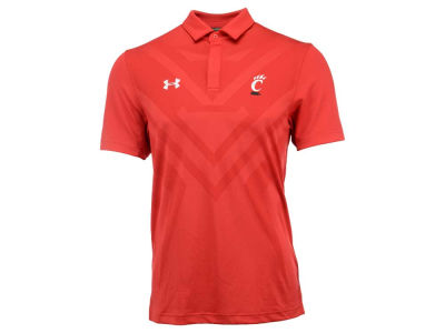 Cincinnati Bearcats Under Armour NCAA Men's Scout Polo Shirt