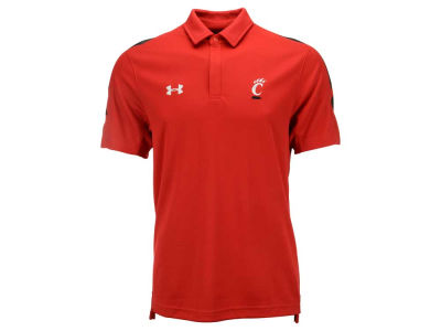 Cincinnati Bearcats Under Armour NCAA Men's Huddle Polo Shirt