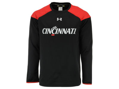 Cincinnati Bearcats Under Armour NCAA Men's Tech Fleece Crew Pullover