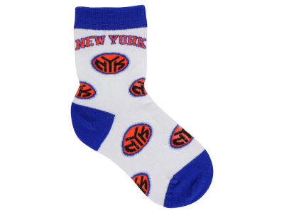 New York Knicks All Over Toddler Socks