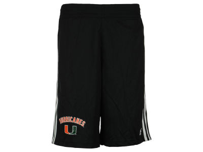Miami Hurricanes adidas NCAA Men's United Arch Shorts