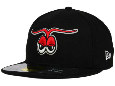 Hickory Crawdads New Era MiLB AC 59FIFTY Cap