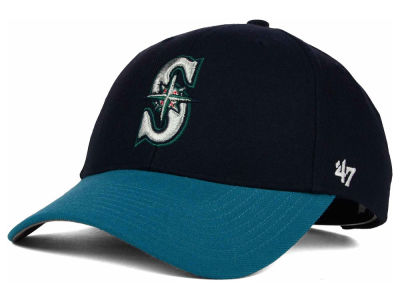 Seattle Mariners '47 MLB Curved '47 MVP Cap